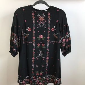 Zara dress soft collection